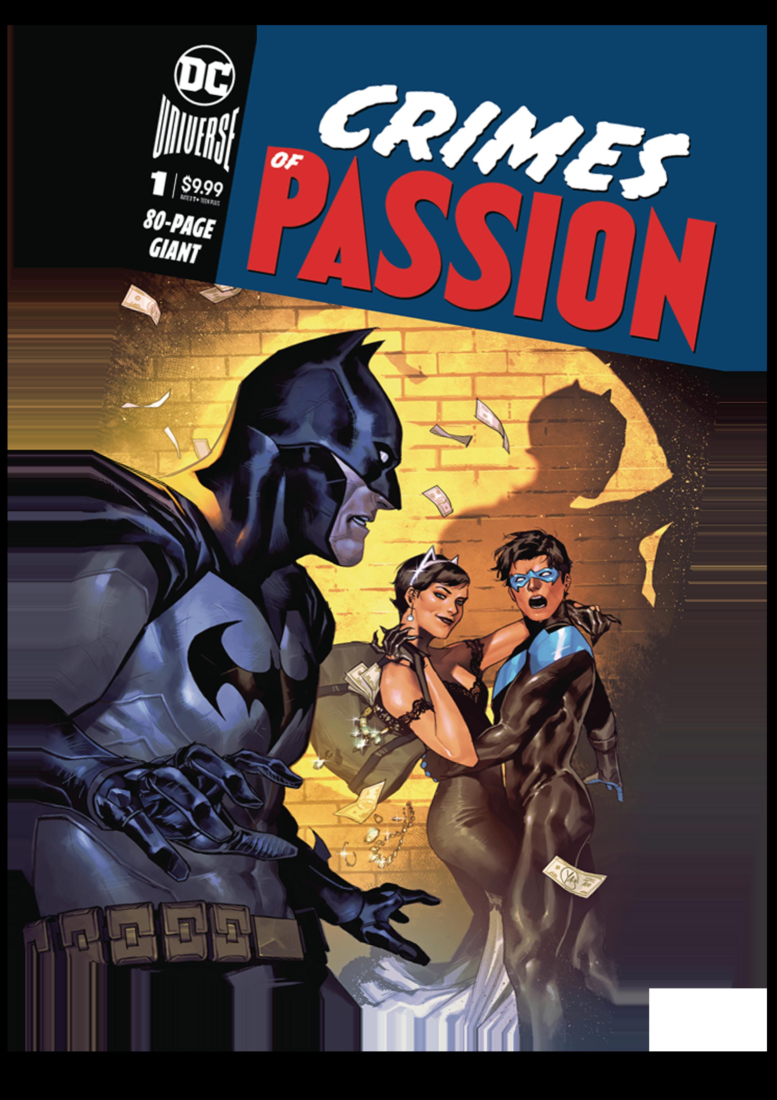 DC Comics Cover